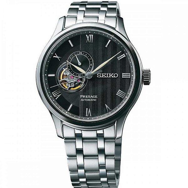 Relógio Seiko Presage Zen Garden SSA377J1 Automático  Made in Japan