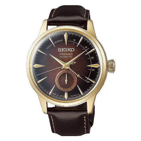 Relógio Seiko Presage Coquetel The Old Fashioned Edição Limitada Automático SSA392J1 Made in Japan
