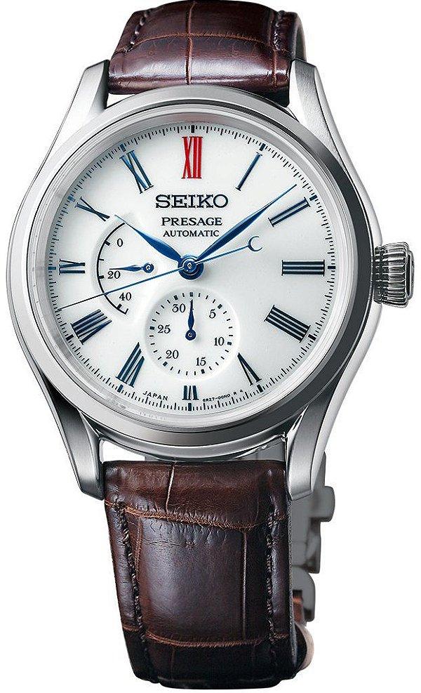 Relógio Seiko Presage Arita Automático spb093j1 Made in Japan
