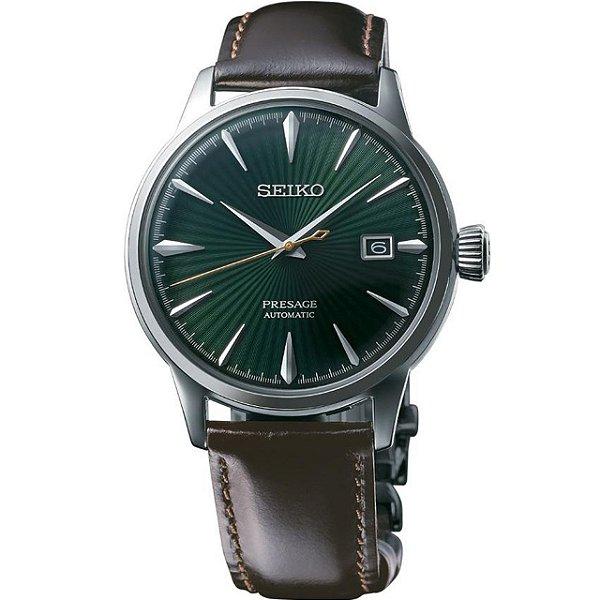 Relógio Seiko Presage Coquetel Moncking bird  Automático srpd37j1  Made in Japan