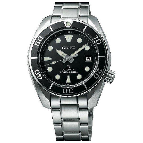 Relógio Seiko Prospex Sumo Safira Spb101j1 Made in Japan