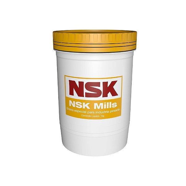 Graxa Rolamentos Nsk Mills 1,00 Kg (-20 +180°c)