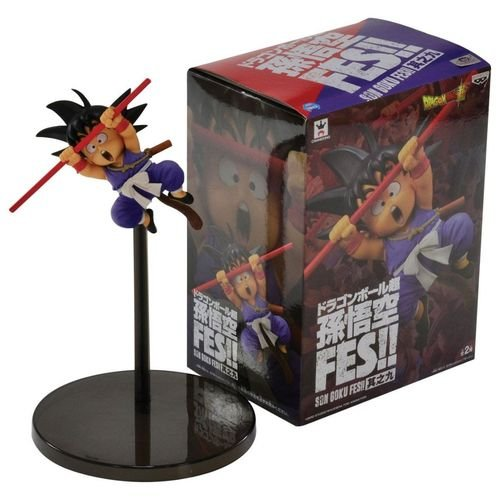 FIGURE DRAGON BALL SUPER SON GOKU FES