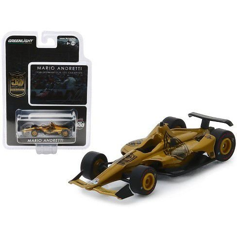 VEICULOS INDY CAR MARIO ANDRETTI 50TH ANIV INDIANAPOLIS 500 1/64