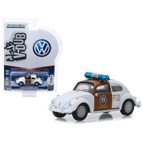CALIFORNIA COLLECTIBLES SERIE 9 1/64 VW FUSCA CHIAPAS MEXICO
