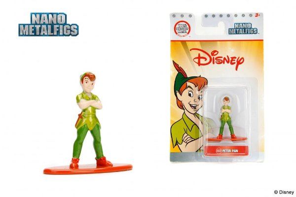 BONECO MET.NANO DS22 DISNEY PETER PAN