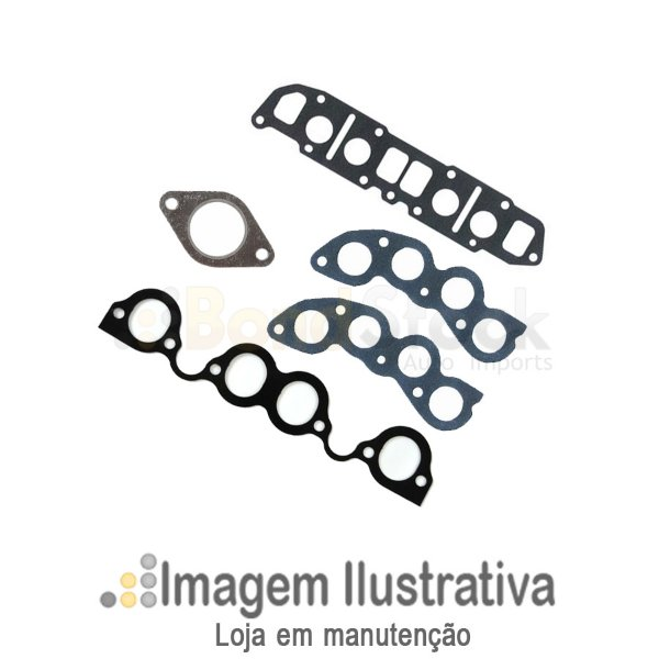 Junta Do Coletor Escape Mitsubishi Pajeto Nativa Motor 4M40 4M40T