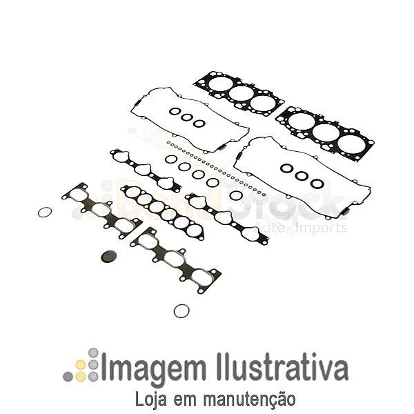 Junta Do Motor Completo S/ Retentores Escort Zetec 1.8 16V