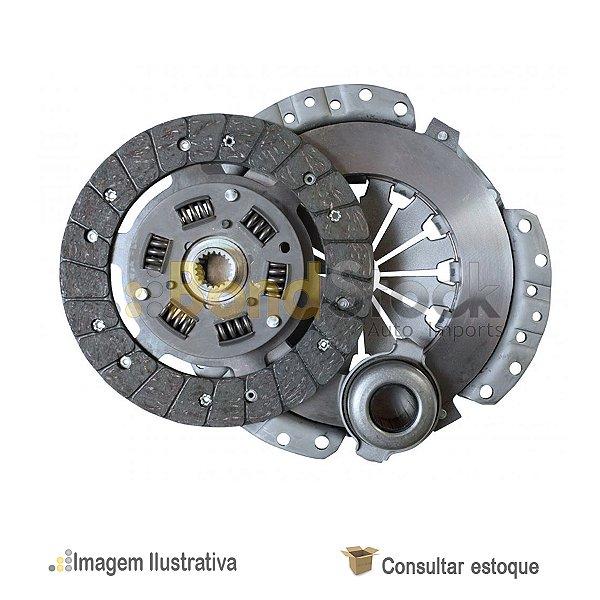 Kit De Embreagem (S/ Rolamento) Renault Clio Kangoo Twingo Sandero March 180x26 1.0 8/16v 00/...