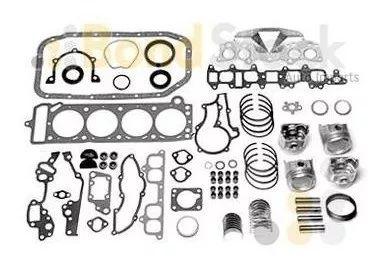 Kit De Retífica Do Motor Peugeot 206 307 Partner 1.6 16v Gasolina TU5JP4