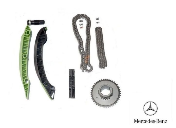 Kit Corrente Parcial - ORIGINAL MERCEDES BENZ C180 C200 C250 1.6 16V CGI TURBO M271