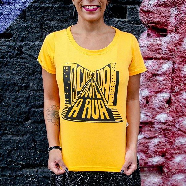 T-shirt Ocupe | Algodão