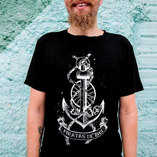 T-shirt Piratas de Bici