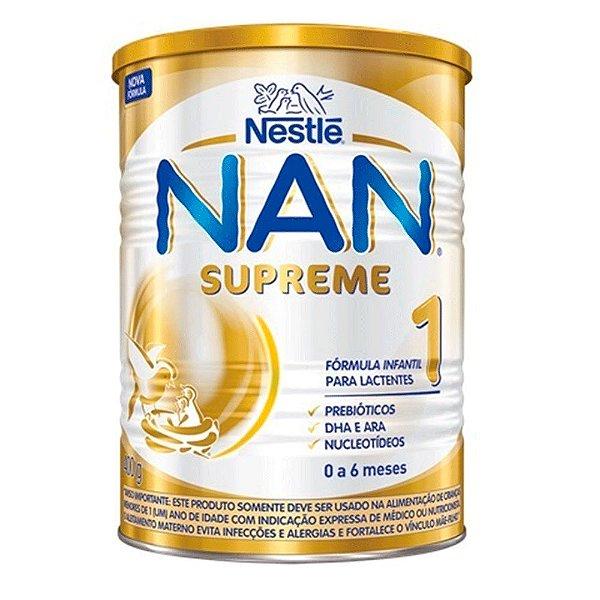 Leite Nan Supreme 1 400G