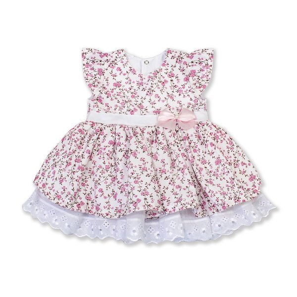 Vestido Menina Primavera