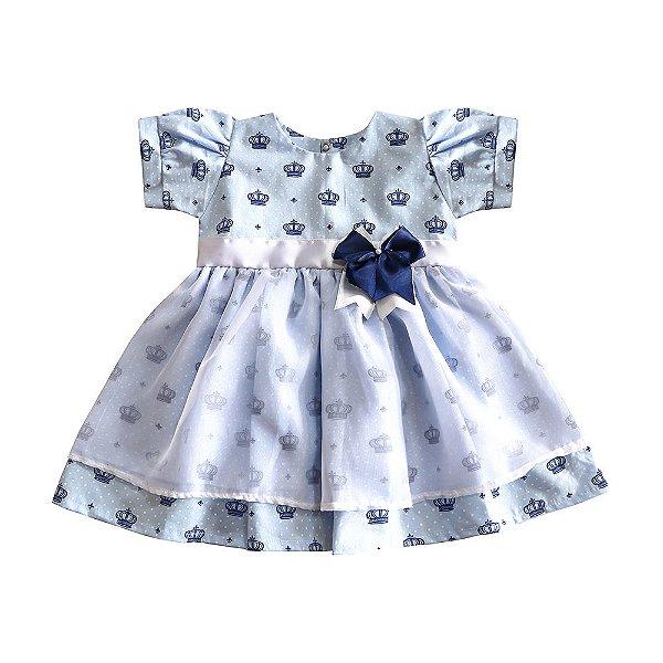 Vestido Princesa da Mamãe