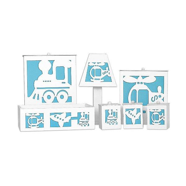 Kit Higiene Viajante Mdf
