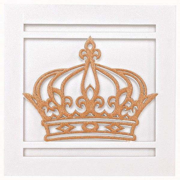 Quadrinho Nicho Majestade