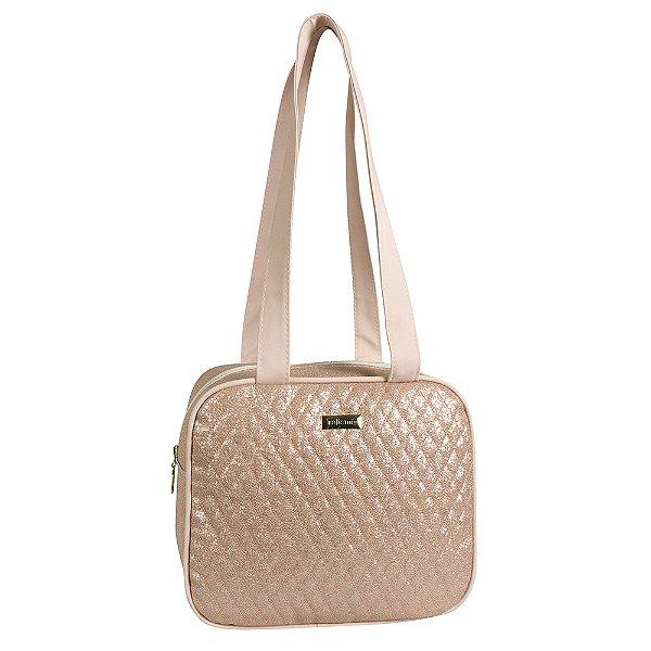 Bolsa Maternidade Elegance Rosê P