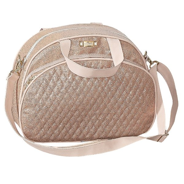 Bolsa Maternidade Elegance Rosê M