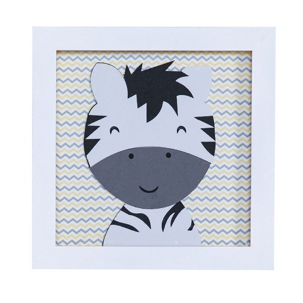 Quadrinho Nicho Zebra