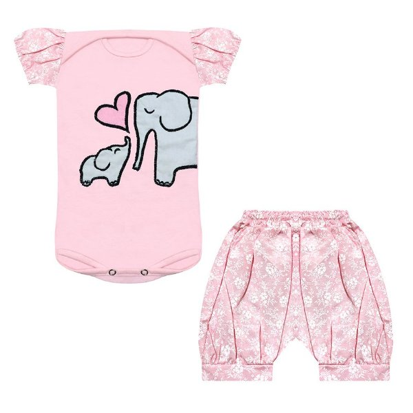 Conjunto Elefantinho
