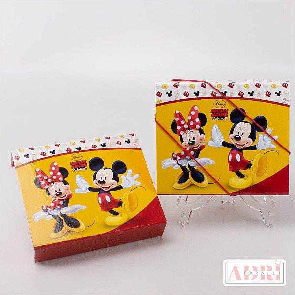 Estojo Kit Massinha - Mickey E Minnie