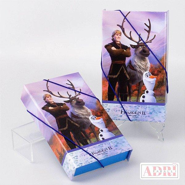 Jogo da Memória - 12 pares - Frozen 2 - Arte 2