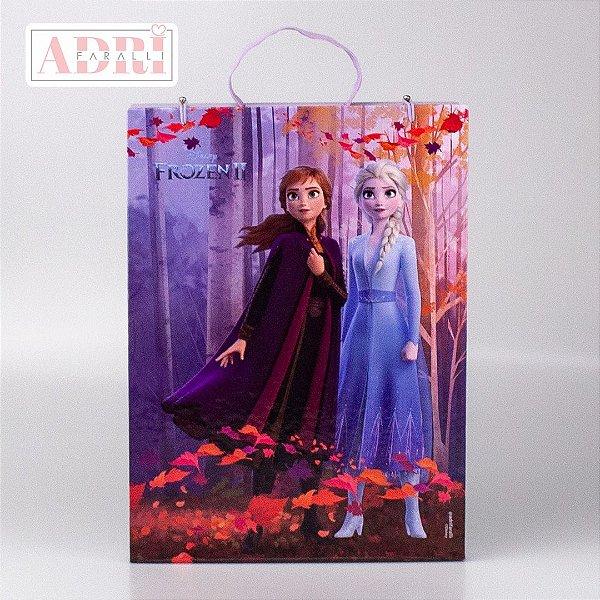 Mala de Pintura Vertical com Desenhos 2 - Frozen 2