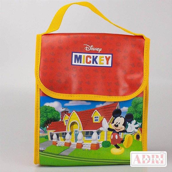 Lancheira Térmica com Alça - Mickey