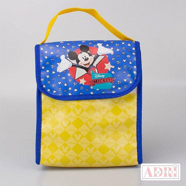 Lancheira Térmica com Alça 3 - Mickey