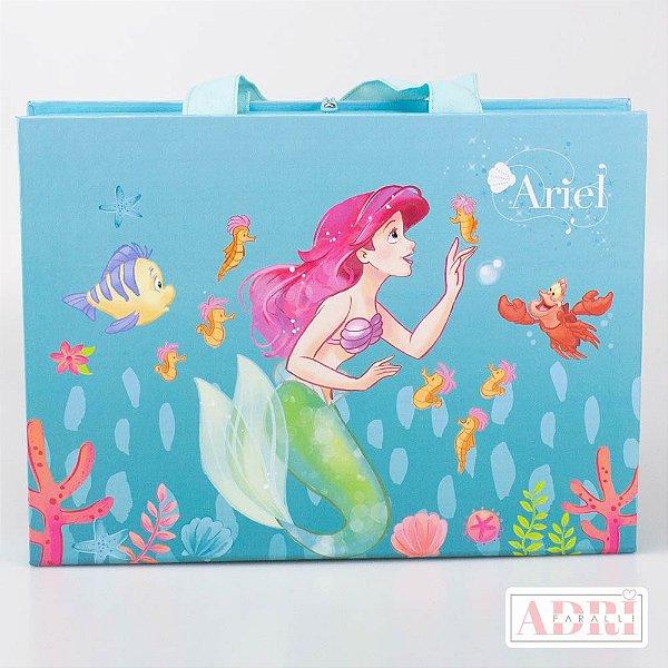Mala de Pintura com Tela Riscada - Ariel