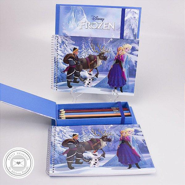 Risque Rabisque A5 - Frozen