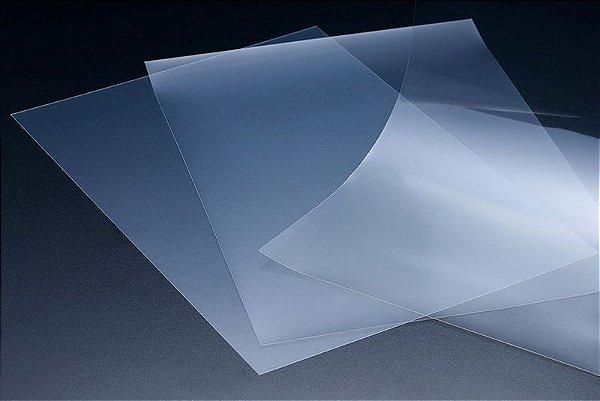 PETG c/ Liner - 0,5mm - 40x30cm (10 un)