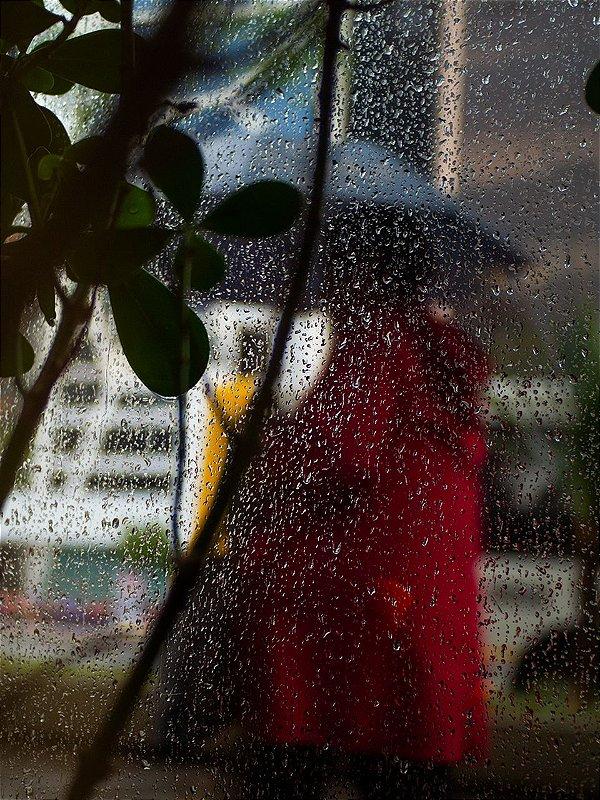 Chuva e Cores • Avenida Paulista • Impressão Fine Art • ©Magnesio