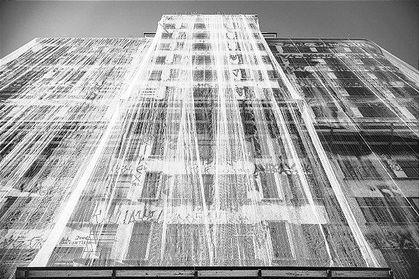 Paisagem urbana em transformação - Largo do Paiçandu - © Julio Bomfim - Impressão Fine Art