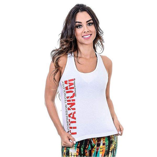 Camiseta Titanium Regata
