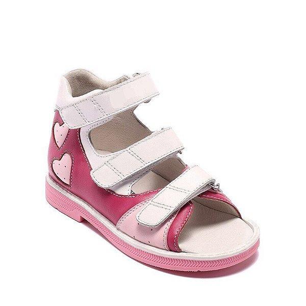Orthopedic Sandals - Rosa Pink