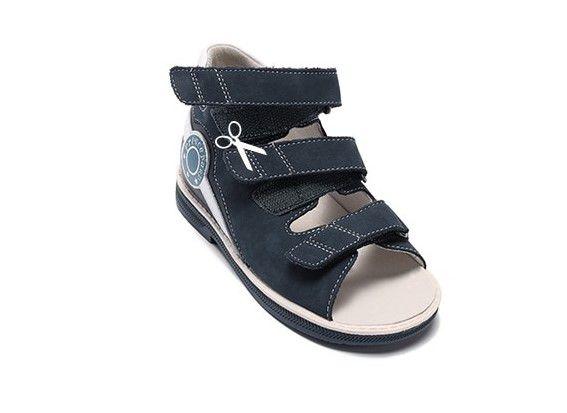 Orthopedic Sandals - Azul Marinho