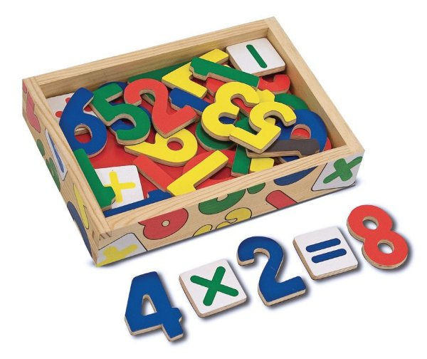 Números Magnéticos De 0 - 20