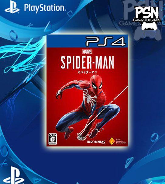 Marvel's Spider-Man - PS4 PSN MÍDIA DIGITAL