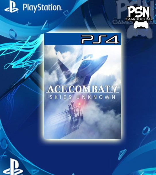 ACE COMBAT 7 - Psn Ps4 Mídia Digital