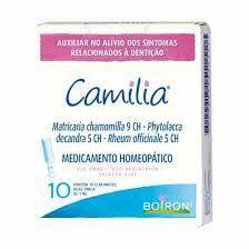 CAMILIA 10 FLACONETES  1ML - BOIRON
