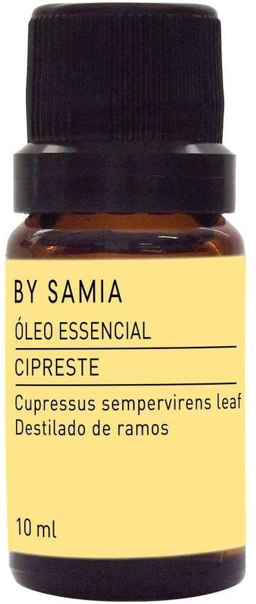 Óleo Essencial de Cipreste 10ml - By Samia