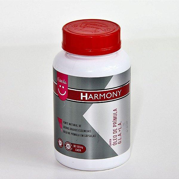 Harmony Óleo de Prímula 60 cápsulas - 500 mg