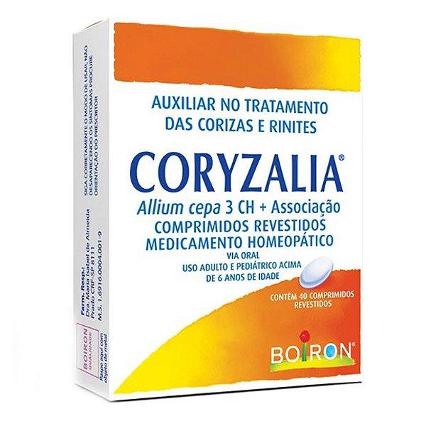 Coryzalia - 40 Comprimidos - Boiron