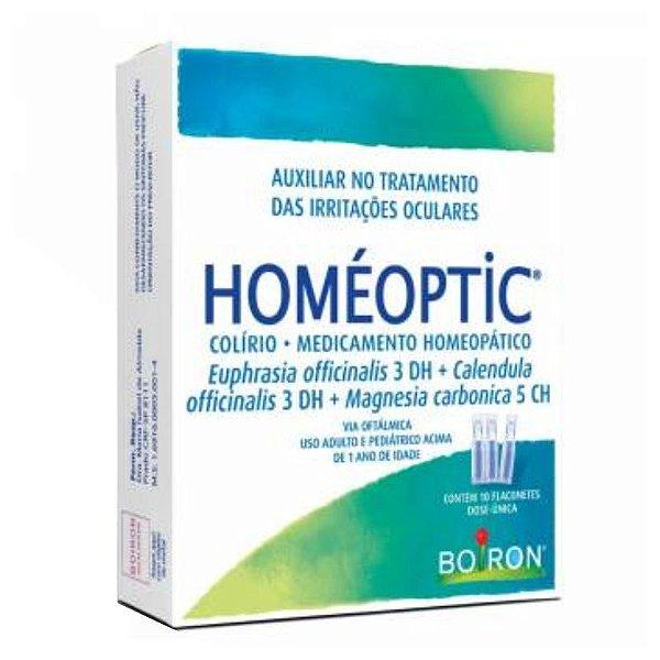 Homéoptic - 10 flaconetes - Boiron