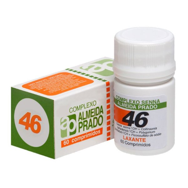Complexo Senna Almeida Prado 46 - 60 comprimidos