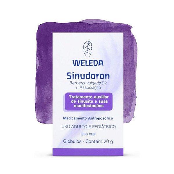 Sinudoron Glóbulos 20g - Weleda
