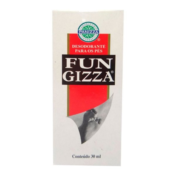 Fungizza - Desodorante para os pés 30mL